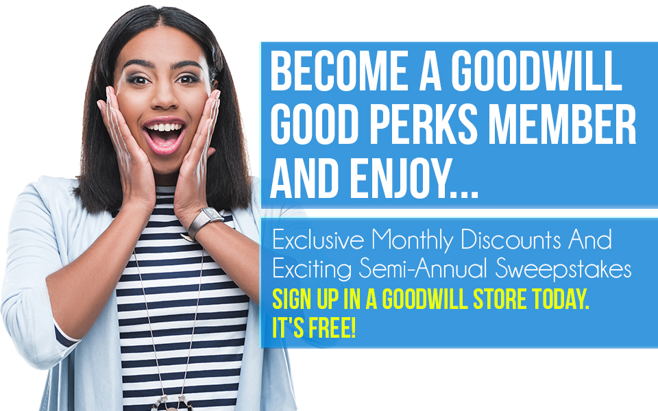 Goodwill Good Perks 2018