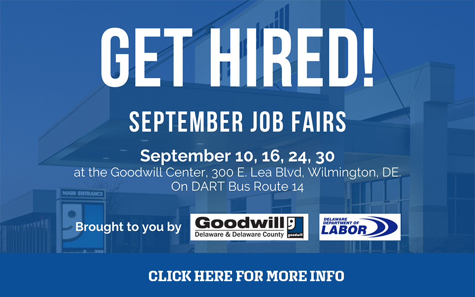 September Job Fair 2020